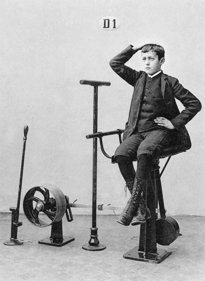 Τα περίεργα μηχανήματα των πρώτων γυμναστηρίων (6)