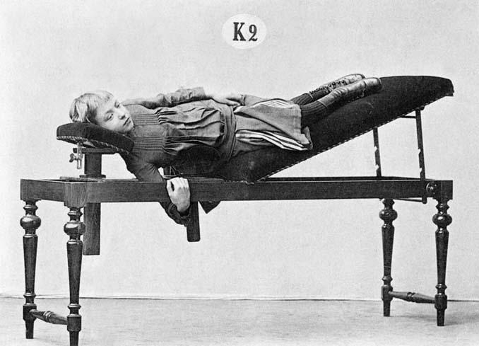Τα περίεργα μηχανήματα των πρώτων γυμναστηρίων (8)