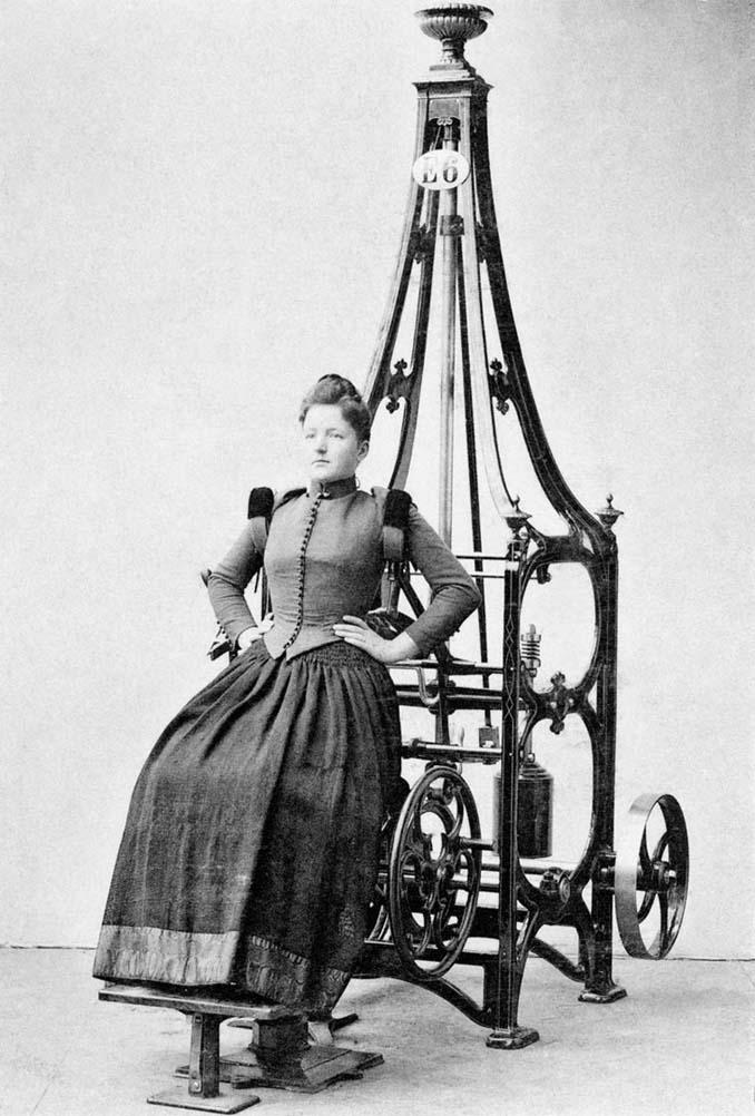 Τα περίεργα μηχανήματα των πρώτων γυμναστηρίων (12)