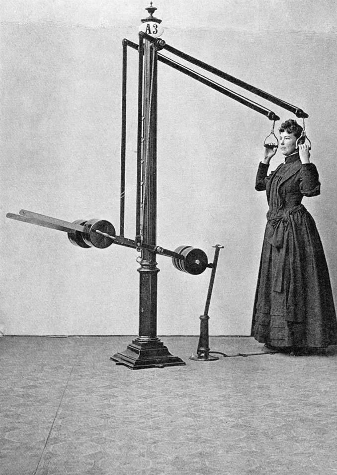 Τα περίεργα μηχανήματα των πρώτων γυμναστηρίων (13)