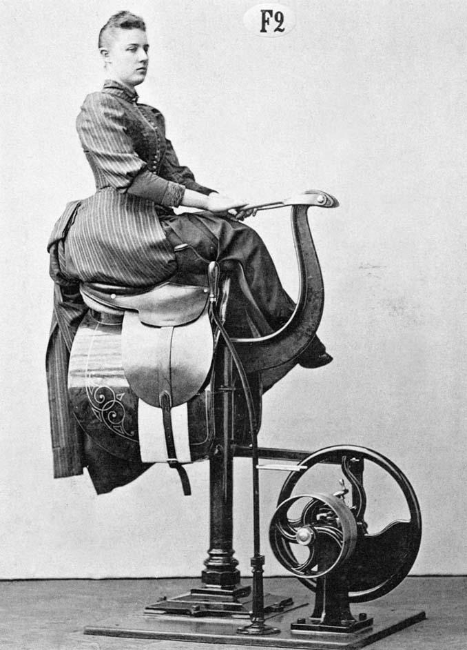 Τα περίεργα μηχανήματα των πρώτων γυμναστηρίων (14)