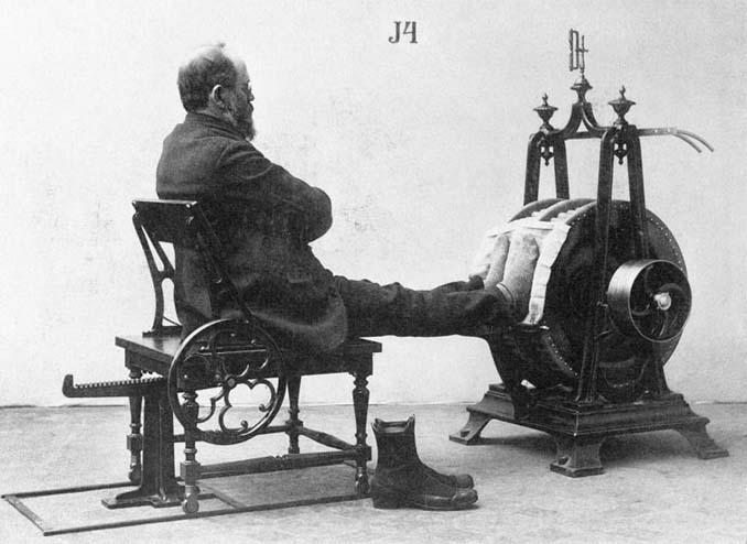 Τα περίεργα μηχανήματα των πρώτων γυμναστηρίων (16)