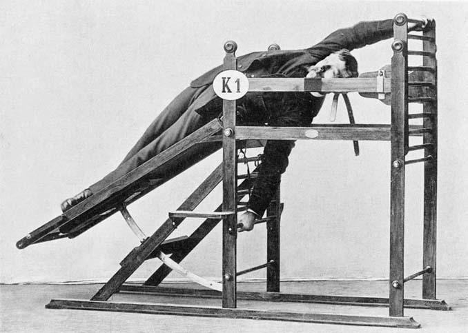 Τα περίεργα μηχανήματα των πρώτων γυμναστηρίων (20)