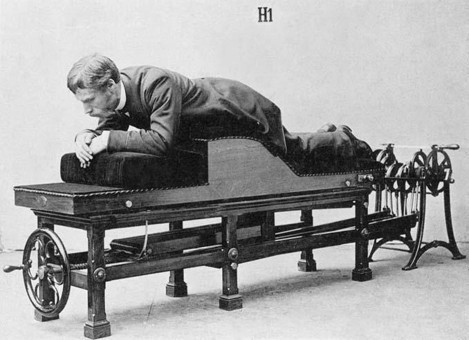 Τα περίεργα μηχανήματα των πρώτων γυμναστηρίων (21)