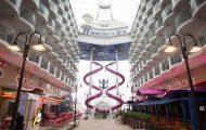 Περιήγηση στο μεγαλύτερο κρουαζιερόπλοιο του κόσμου (24)