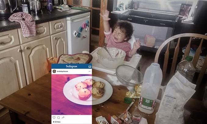 Η πραγματικότητα έξω από τα όρια των τέλειων φωτογραφιών του Instagram (2)