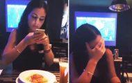 Πως να εκνευρίσετε κάποιον που φωτογραφίζει το φαγητό του για το Instagram