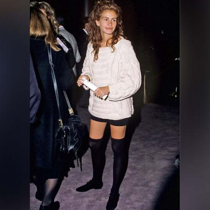 Πως ντύνονταν οι σταρ του Hollywood πριν γίνουν fashion icons (13)
