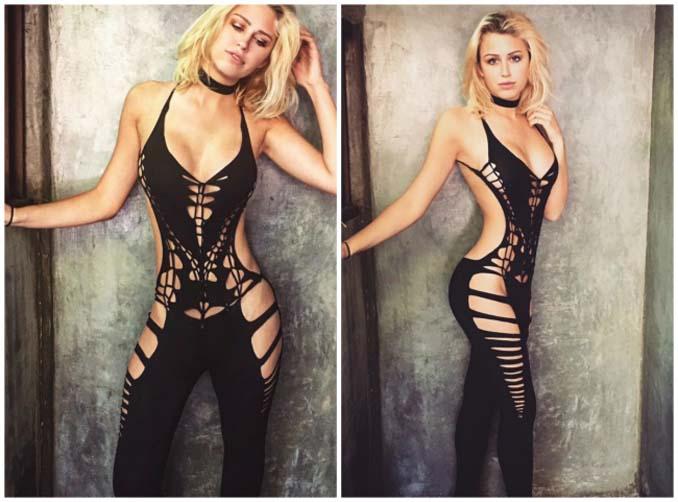 Σχεδιαστής μόδας δημιουργεί εκπληκτικά ρούχα χρησιμοποιώντας ένα ψαλίδι (7)