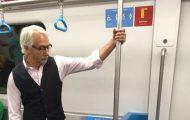 Δείτε τι έκανε αυτός ο παππούς όταν του πρόσφεραν κάθισμα στο μετρό (1)
