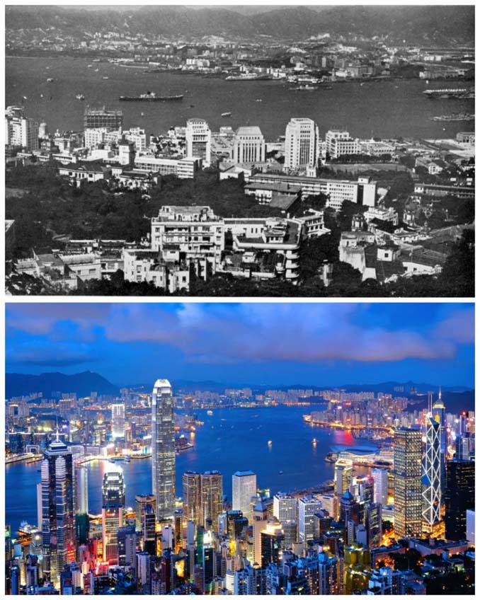 10 εκπληκτικές πόλεις που έγιναν αγνώριστες με την πάροδο του χρόνου (2)