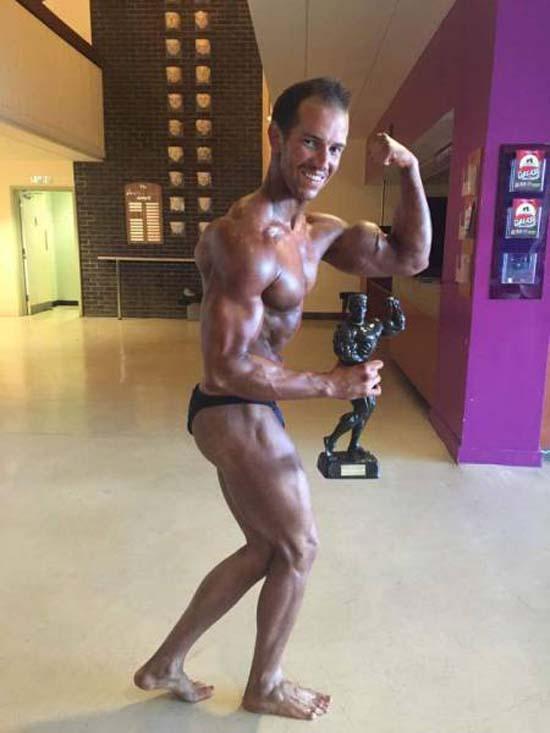 Απαλλάχθηκε από την μπυροκοιλιά και έγινε bodybuilder μέσα σε 16 εβδομάδες (13)