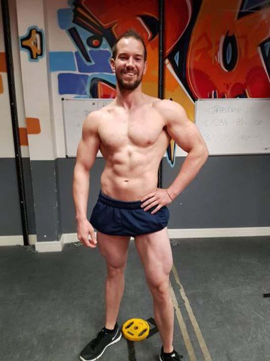 Απαλλάχθηκε από την μπυροκοιλιά και έγινε bodybuilder μέσα σε 16 εβδομάδες (14)