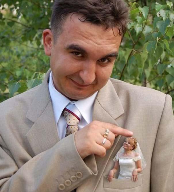 Αστείες φωτογραφίες γάμων #62 (1)