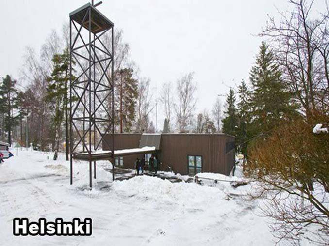 Ασυνήθιστοι ναοί στην Φινλανδία (2)