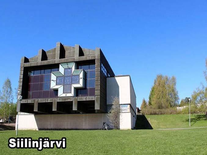 Ασυνήθιστοι ναοί στην Φινλανδία (4)