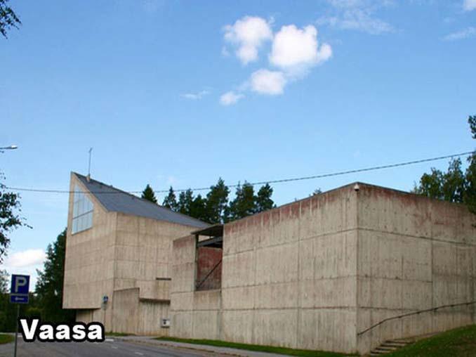 Ασυνήθιστοι ναοί στην Φινλανδία (6)