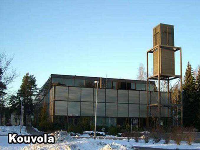 Ασυνήθιστοι ναοί στην Φινλανδία (7)