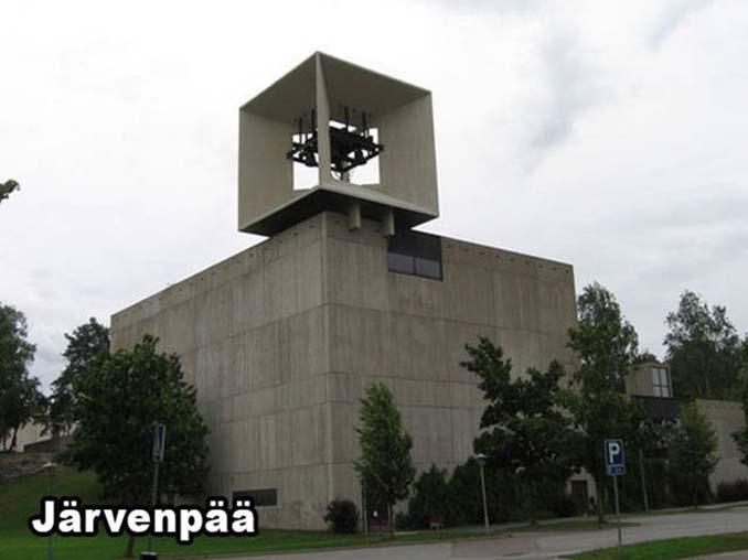 Ασυνήθιστοι ναοί στην Φινλανδία (8)