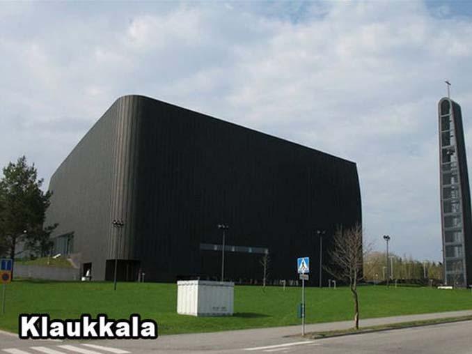 Ασυνήθιστοι ναοί στην Φινλανδία (10)