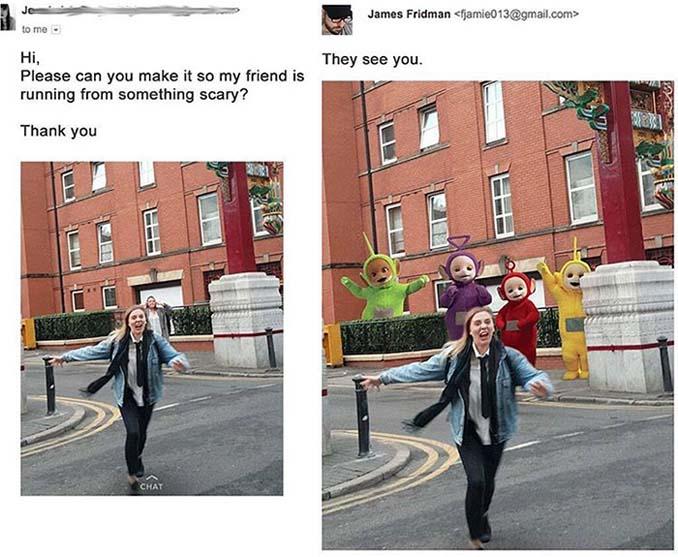 Αυτό συμβαίνει όταν ζητάς βοήθεια στο Photoshop από τον λάθος άνθρωπο #3 (12)