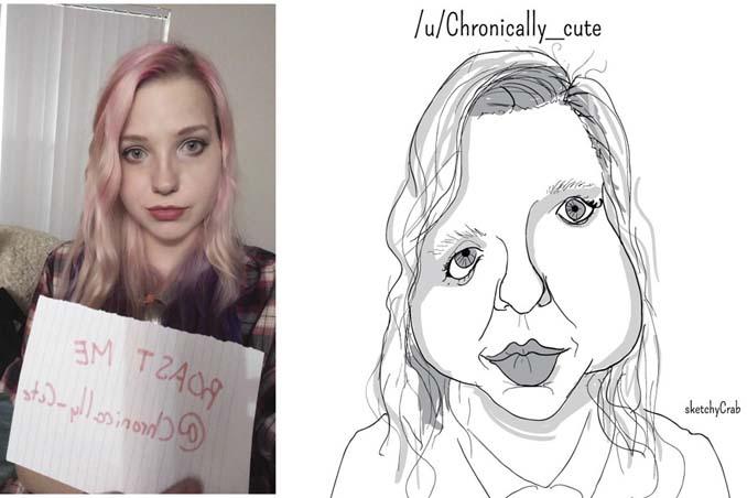 Καρτουνίστας δημιουργεί καρικατούρες ανθρώπων που τον προκαλούν (3)