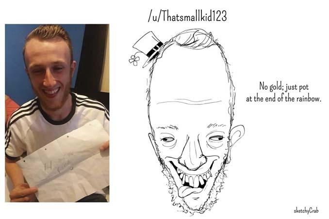 Καρτουνίστας δημιουργεί καρικατούρες ανθρώπων που τον προκαλούν (4)