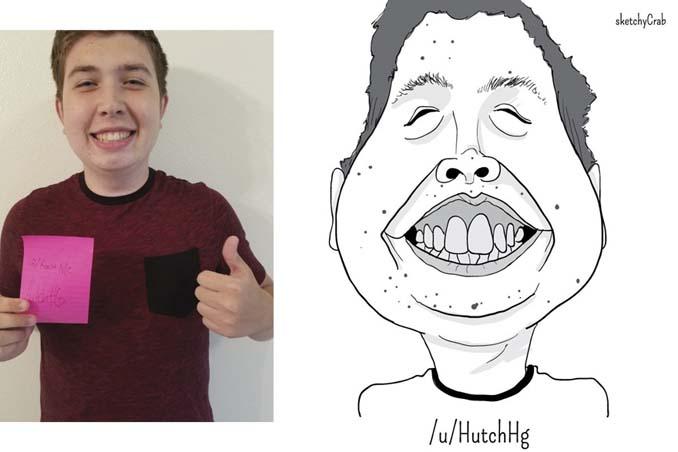 Καρτουνίστας δημιουργεί καρικατούρες ανθρώπων που τον προκαλούν (7)