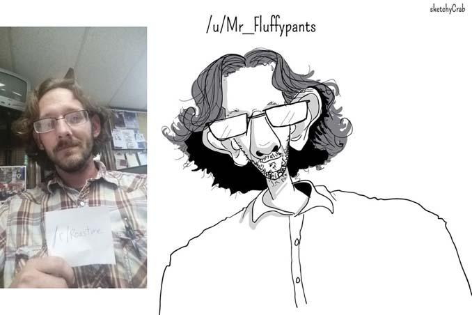 Καρτουνίστας δημιουργεί καρικατούρες ανθρώπων που τον προκαλούν (11)