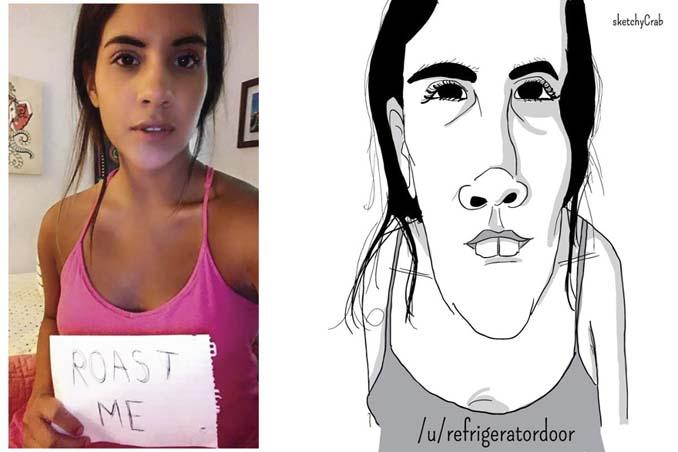 Καρτουνίστας δημιουργεί καρικατούρες ανθρώπων που τον προκαλούν (12)