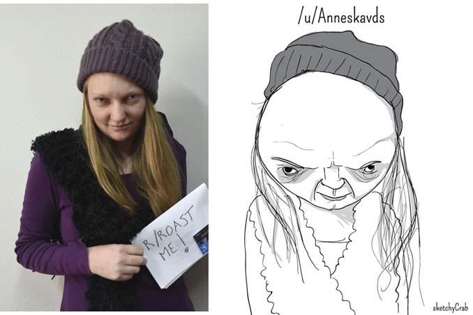 Καρτουνίστας δημιουργεί καρικατούρες ανθρώπων που τον προκαλούν (13)