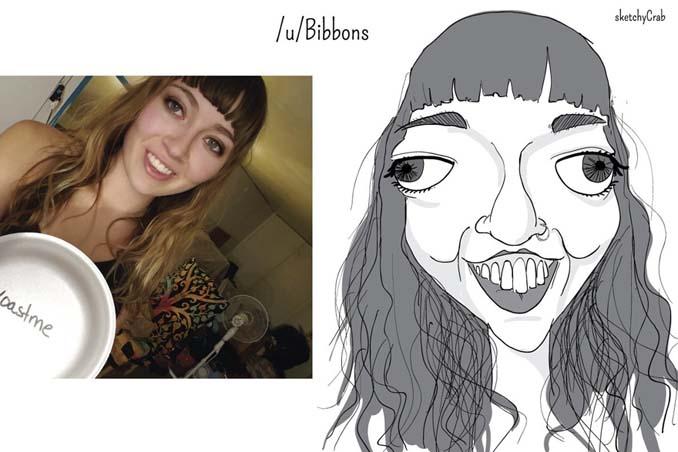Καρτουνίστας δημιουργεί καρικατούρες ανθρώπων που τον προκαλούν (15)