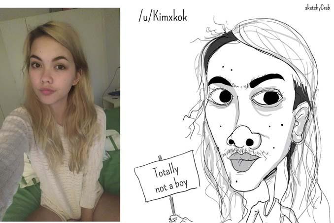 Καρτουνίστας δημιουργεί καρικατούρες ανθρώπων που τον προκαλούν (22)