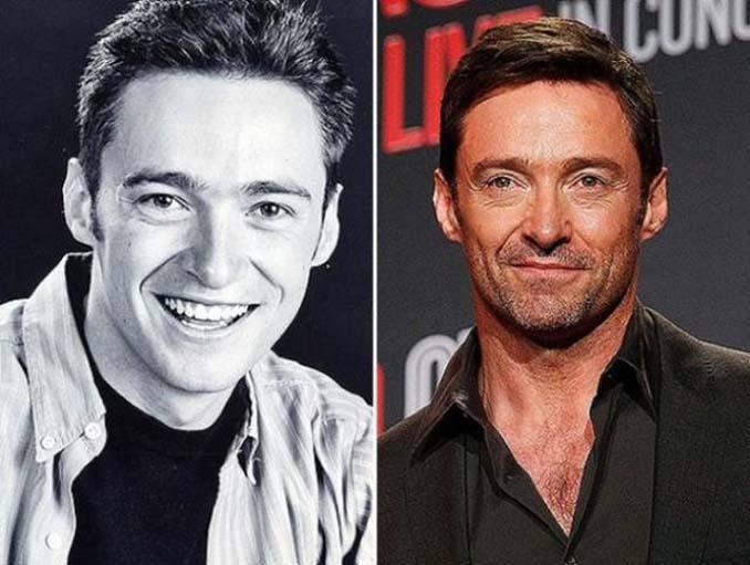 Διάσημοι γοητευτικοί ηθοποιοί τότε και τώρα (4)
