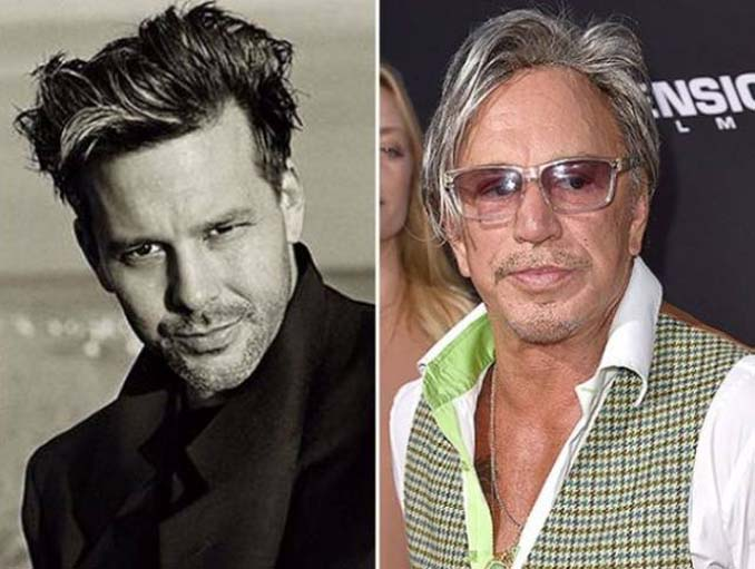 Διάσημοι γοητευτικοί ηθοποιοί τότε και τώρα (5)