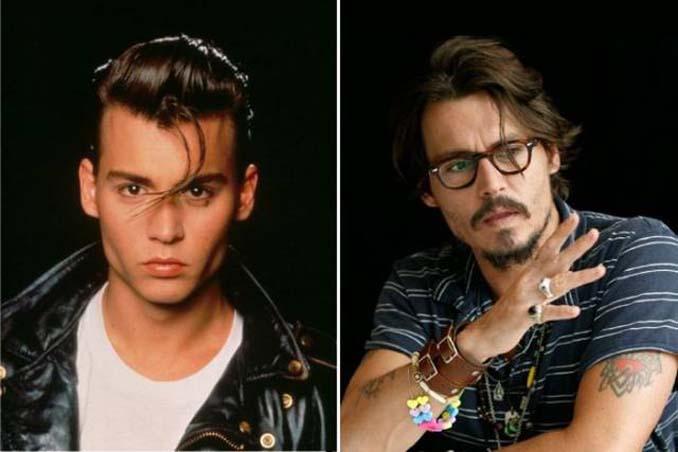 Διάσημοι γοητευτικοί ηθοποιοί τότε και τώρα (6)