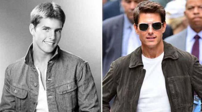 Διάσημοι γοητευτικοί ηθοποιοί τότε και τώρα (8)