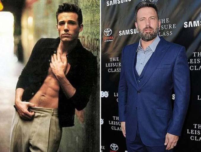 Διάσημοι γοητευτικοί ηθοποιοί τότε και τώρα (9)