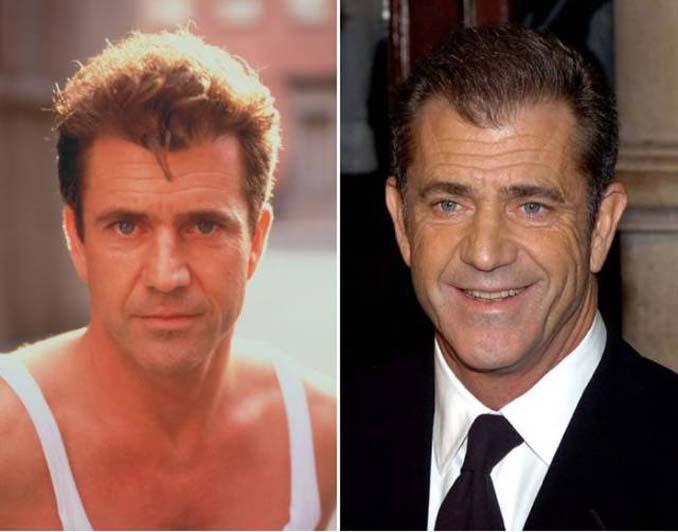 Διάσημοι γοητευτικοί ηθοποιοί τότε και τώρα (10)