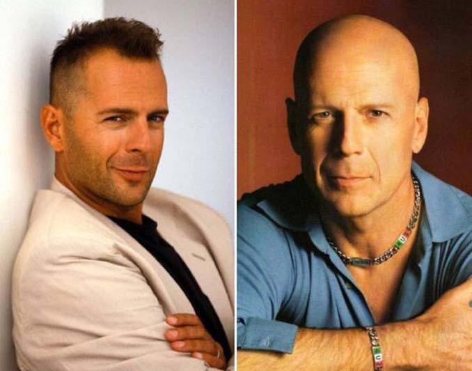 Διάσημοι γοητευτικοί ηθοποιοί τότε και τώρα (11)