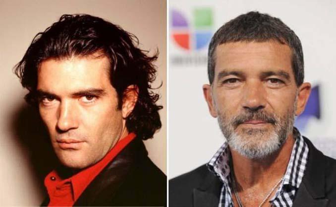Διάσημοι γοητευτικοί ηθοποιοί τότε και τώρα (12)