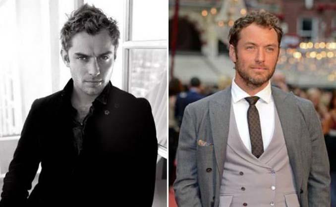 Διάσημοι γοητευτικοί ηθοποιοί τότε και τώρα (13)