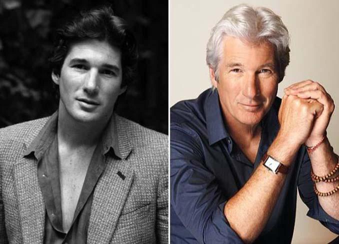 Διάσημοι γοητευτικοί ηθοποιοί τότε και τώρα (14)