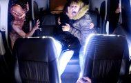 Φάρσα με εξωγήινους σε ταξί