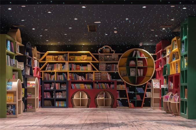 Φουτουριστική βιβλιοθήκη στην Κίνα (8)