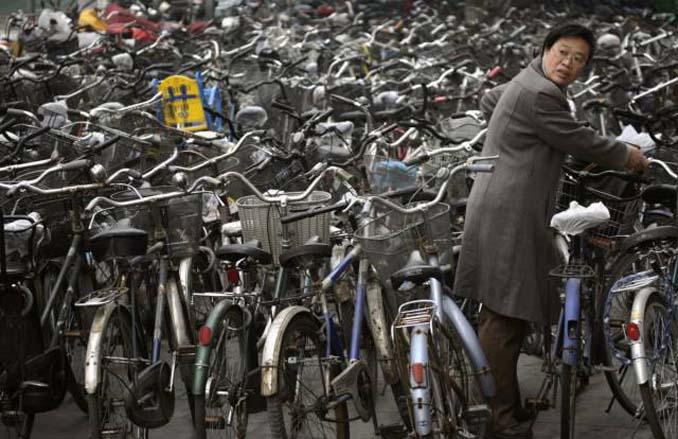 Φωτογραφίες δείχνουν πόσο απίστευτα πυκνοκατοικημένη είναι η Κίνα (3)