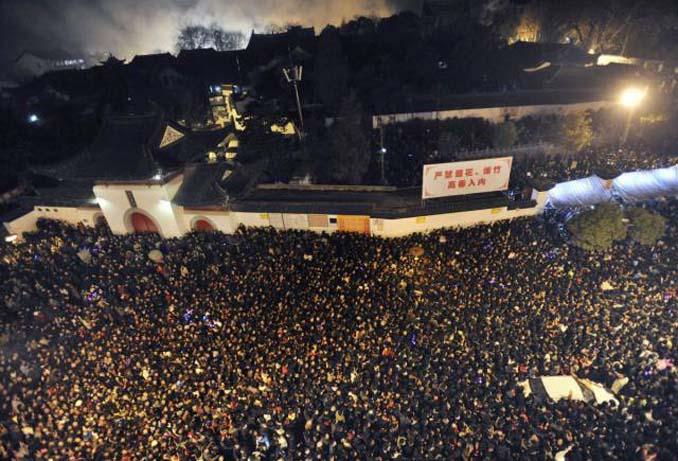 Φωτογραφίες δείχνουν πόσο απίστευτα πυκνοκατοικημένη είναι η Κίνα (10)