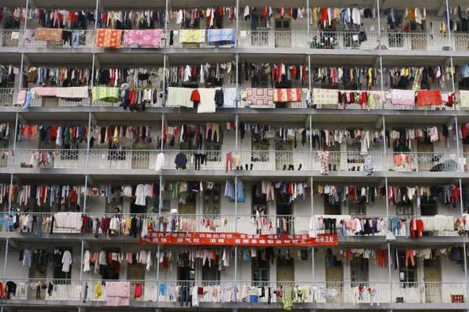 Φωτογραφίες δείχνουν πόσο απίστευτα πυκνοκατοικημένη είναι η Κίνα (11)