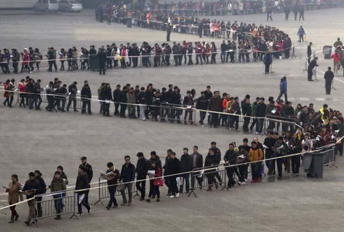 Φωτογραφίες δείχνουν πόσο απίστευτα πυκνοκατοικημένη είναι η Κίνα (12)