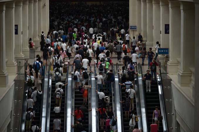 Φωτογραφίες δείχνουν πόσο απίστευτα πυκνοκατοικημένη είναι η Κίνα (14)